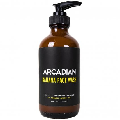 arcadian banana face wash 01 min