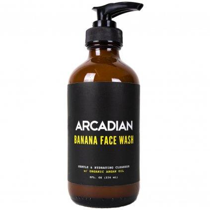 arcadian banana face wash 01 min