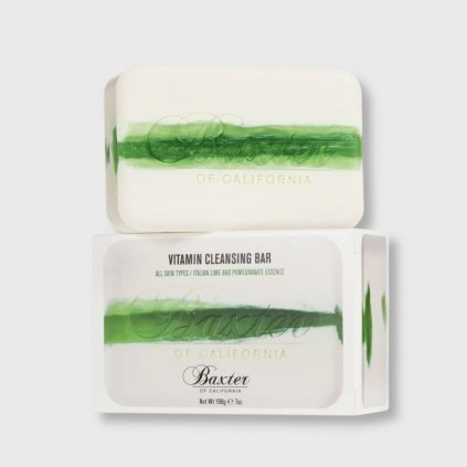 baxter of california vitamin cleansing bar citron granatove jablko