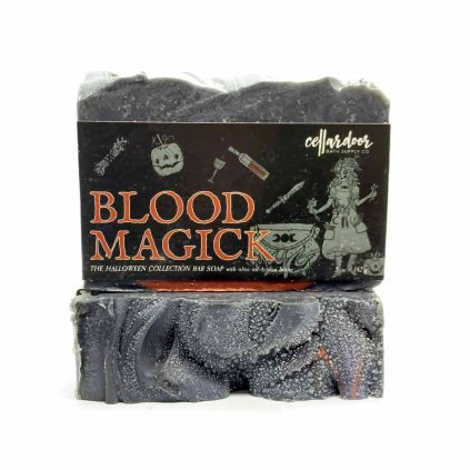 cellar door blood magick tuhe mydlo new min