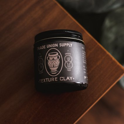 trade union supply texture clay min
