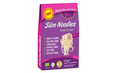 Recepty ze Slim Pasta Noodles
