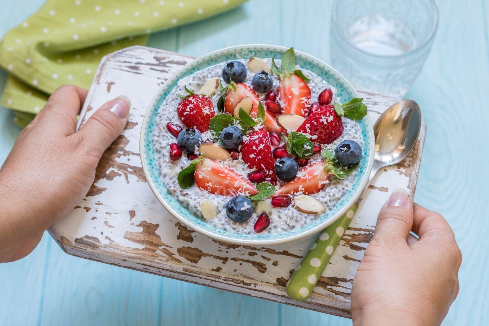 3 tipy na sladké nízkosacharidové snídaně