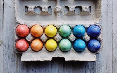 Jak zvládnout velikonoční hodování zdravě a bez zakolísání váhy?