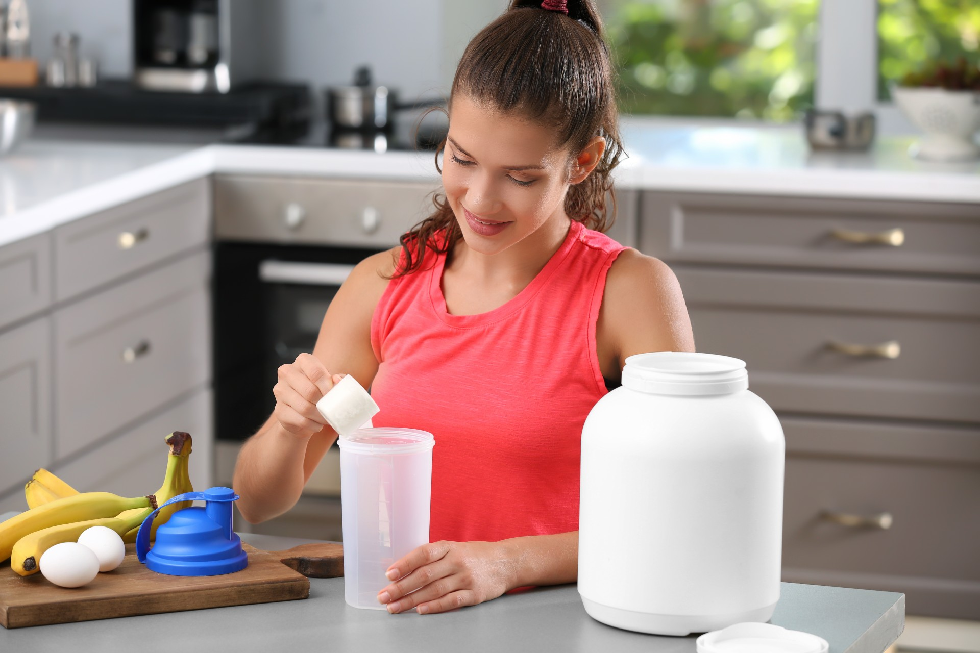 Ženy versus bílkoviny aneb proč se nebát proteinu