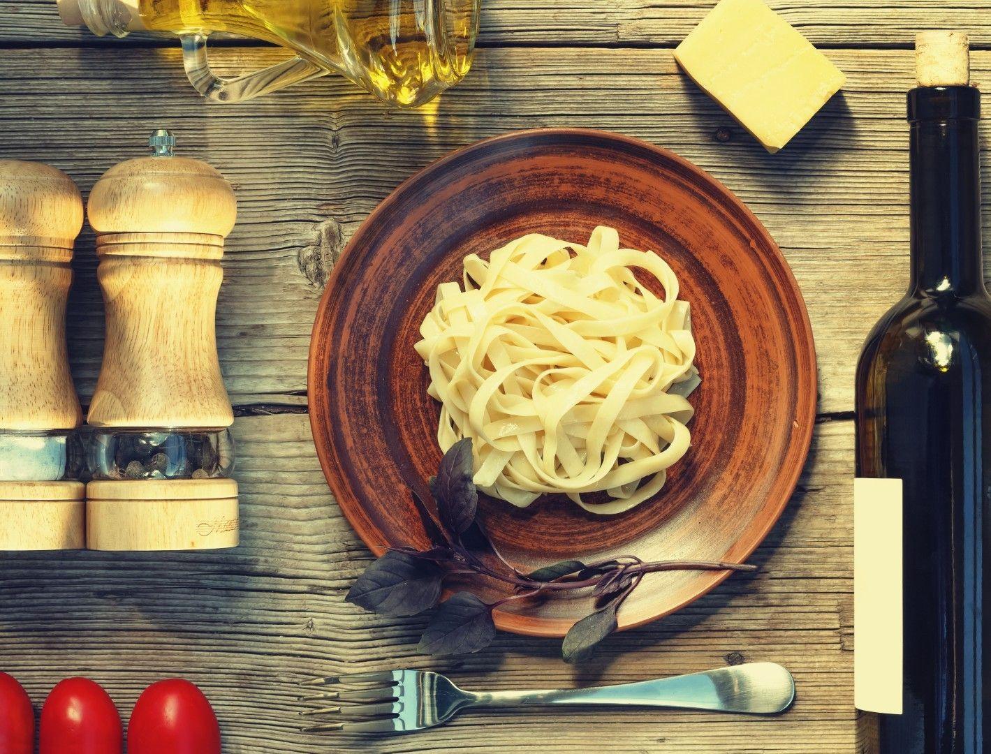 Dnes je Mezinárodní den těstovin. Víte, po kterých se hubne?