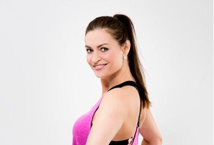 Hanka Kynychová - fitness trenérka