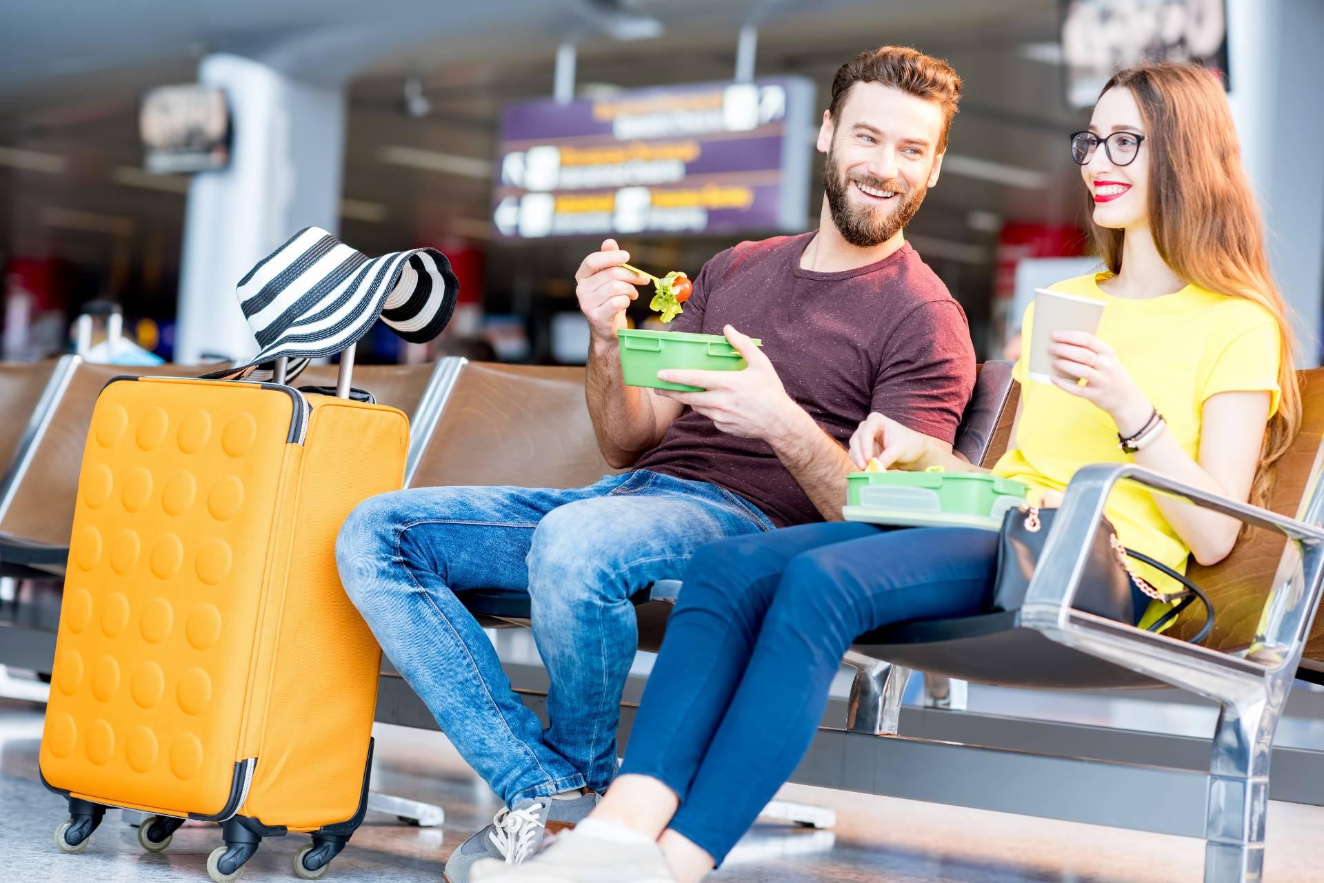 Výletní nezbytnosti aneb jak nehladovět na cestách
