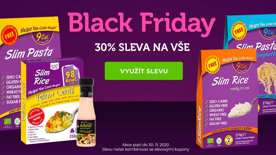 Black friday - 20% sleva na vše