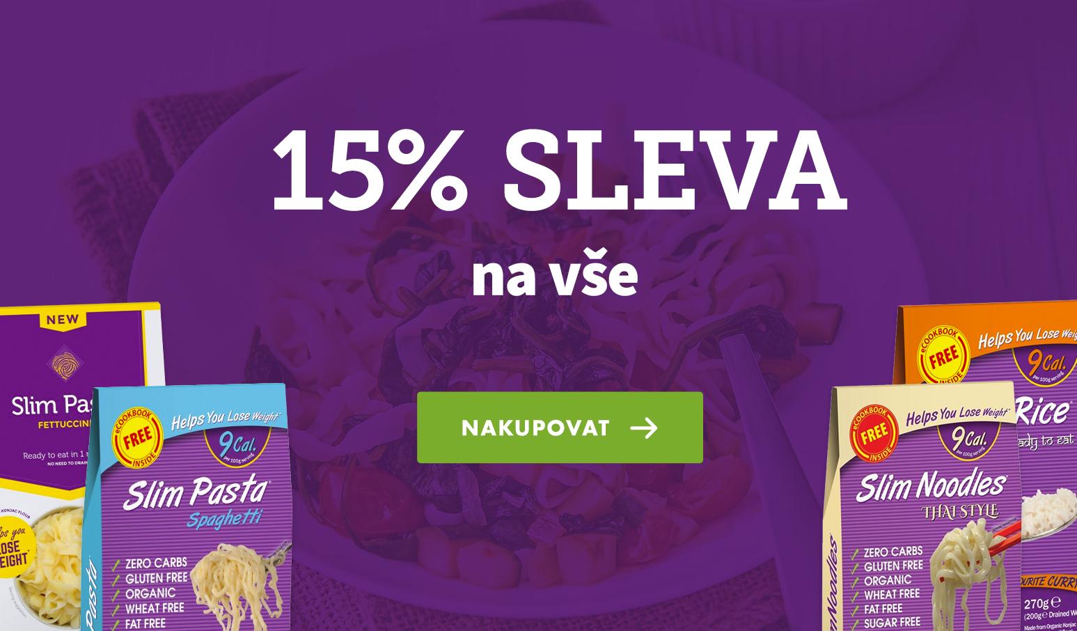 Kampaň 15 %