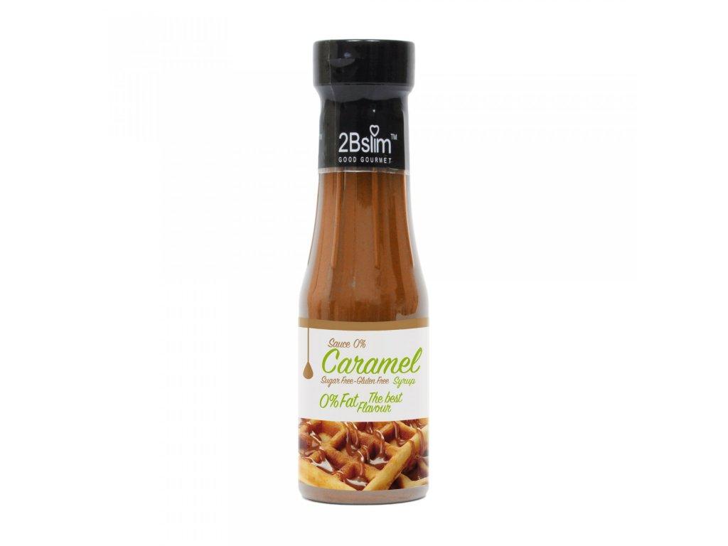 60 karamelova omacka bez tuku
