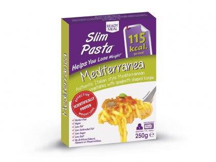 Hotové jídlo s italskou omáčkou - Mediterranea