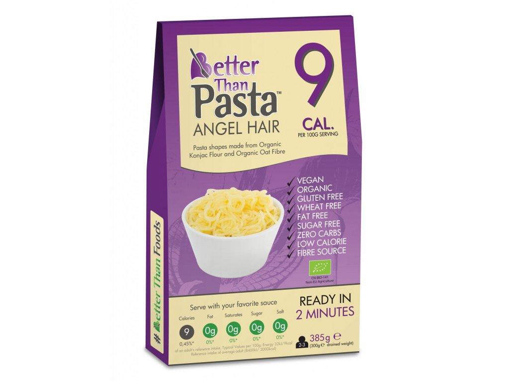 141 slim pasta konjakove angel hair bio maxi baleni