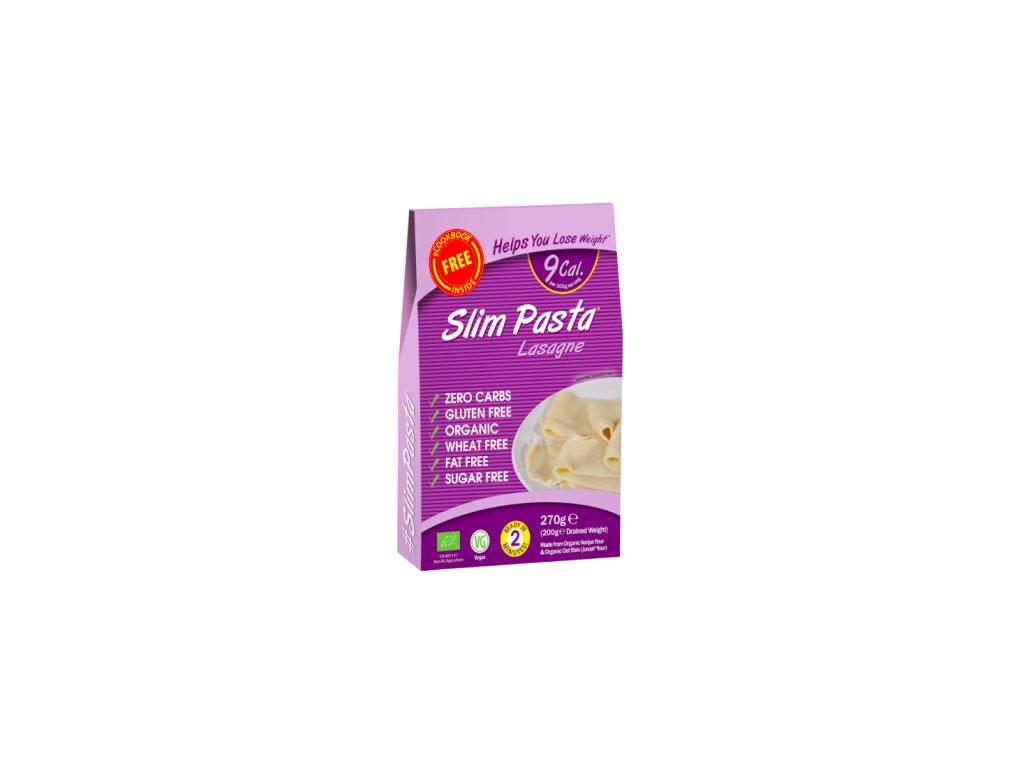 156 slim pasta konjakove lasagne bio