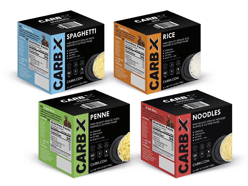 135 vyhodny balicek slim pasta fitness 4 ks