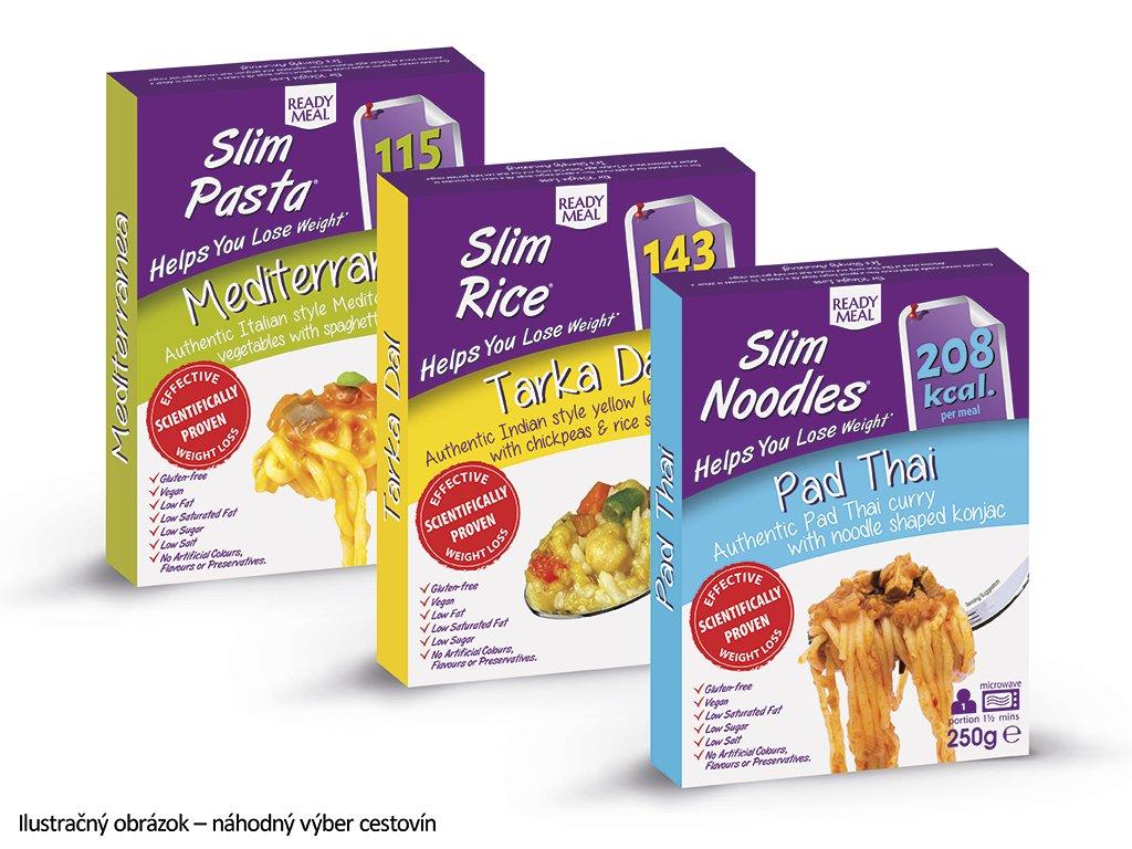 162 vyhodny balicek slim pasta hotova jidla s omackou 3 ks