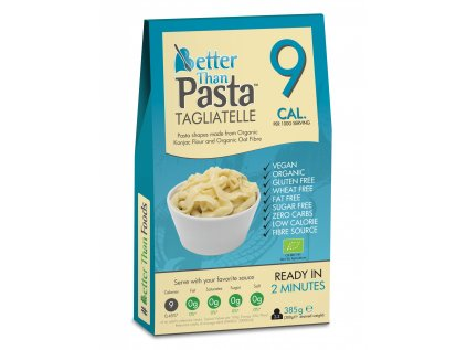 132 slim pasta konjakove tagliatelle bio maxi baleni
