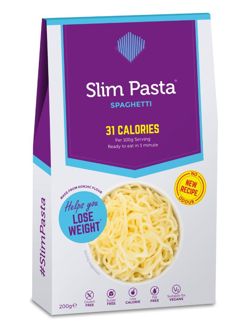 Slim Pasta Slim Pasta konjakové špagety bez nálevu 200 g