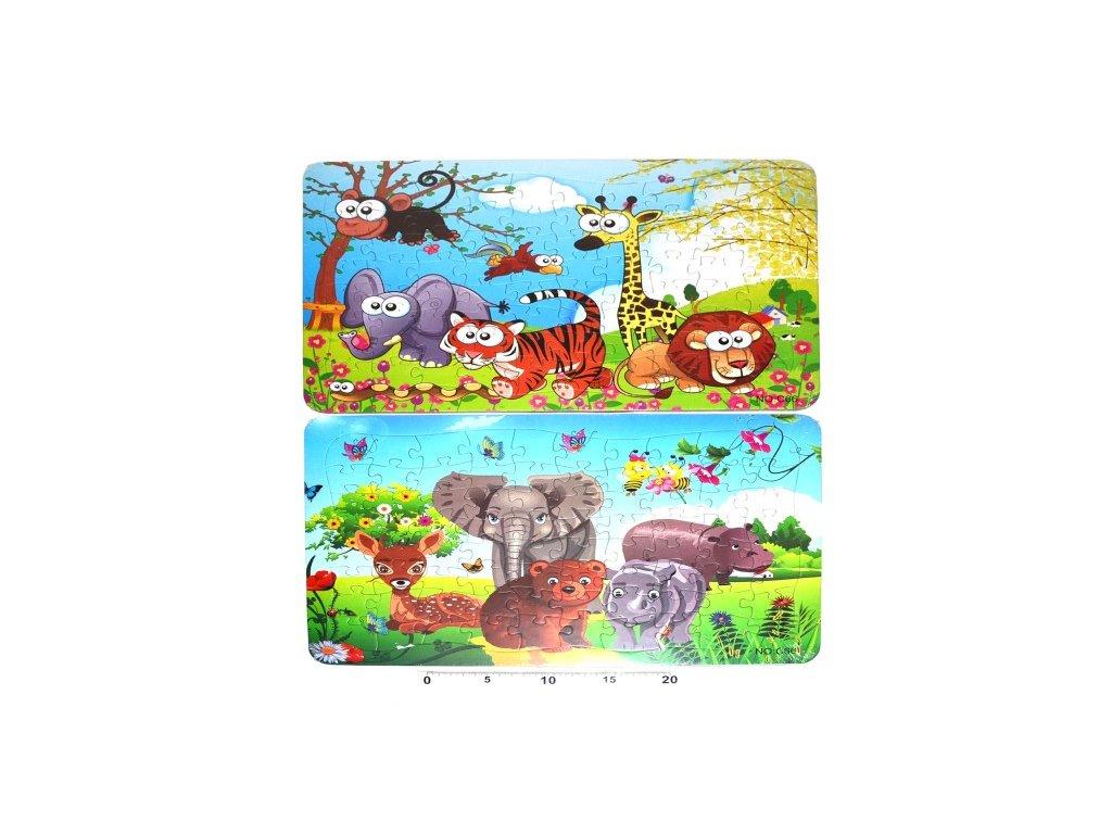 1384 puzzle 42x28cm 120 dielov