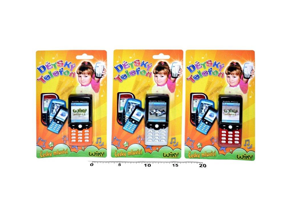 1654 cesky hovoriaci telefon