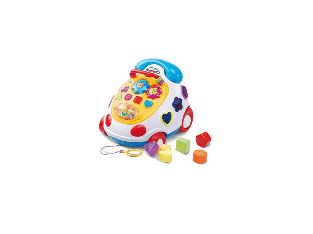 1771 detska edukacna hracka baby mix telefon