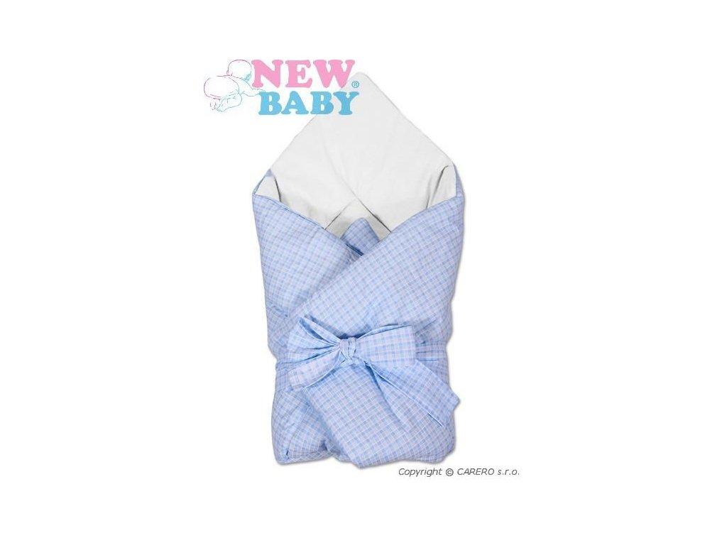 2602 zavinovacka s masli new baby modra