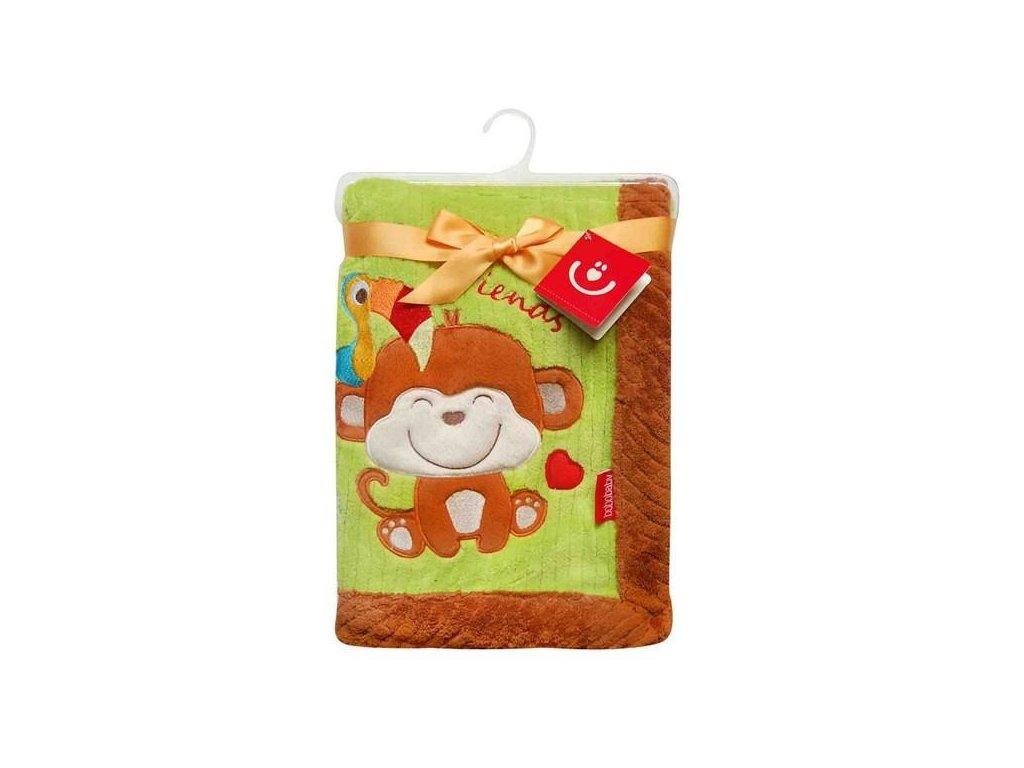 2674 detska deka z mikrovlakna