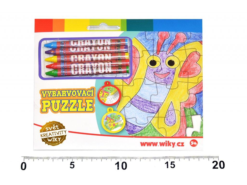 2806 kreativne puzzle set