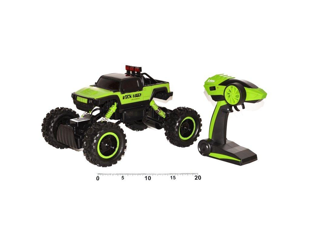 5755 rock buggy green monster