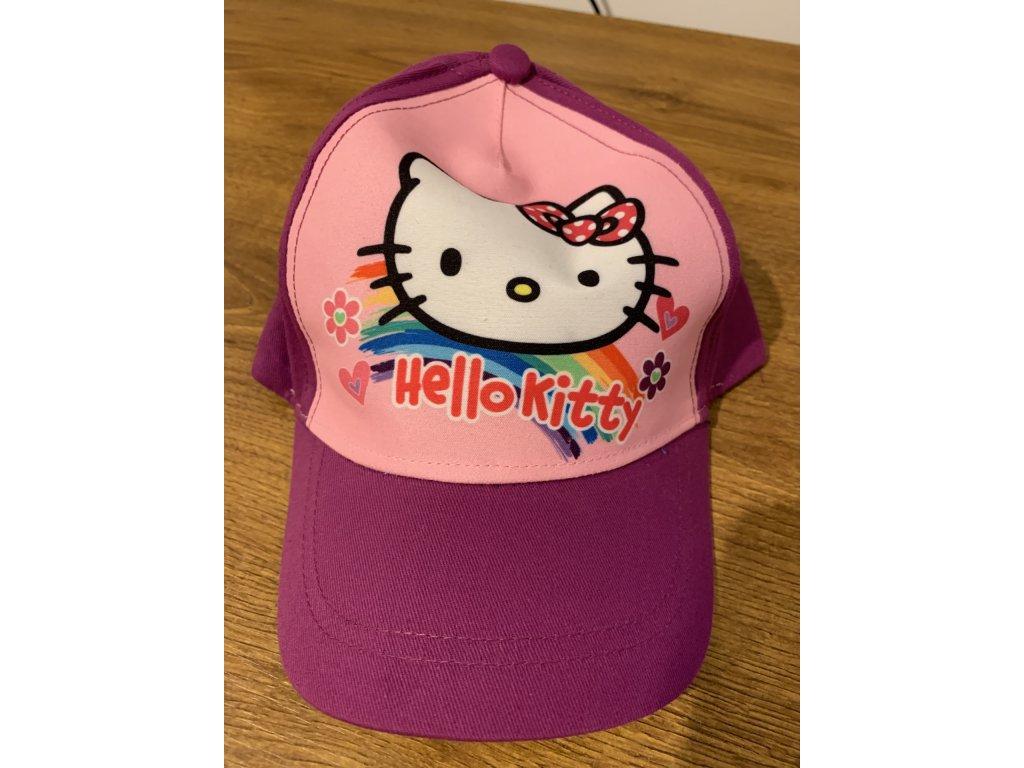 Šiltovka Hello Kitty (Farba Ružová)