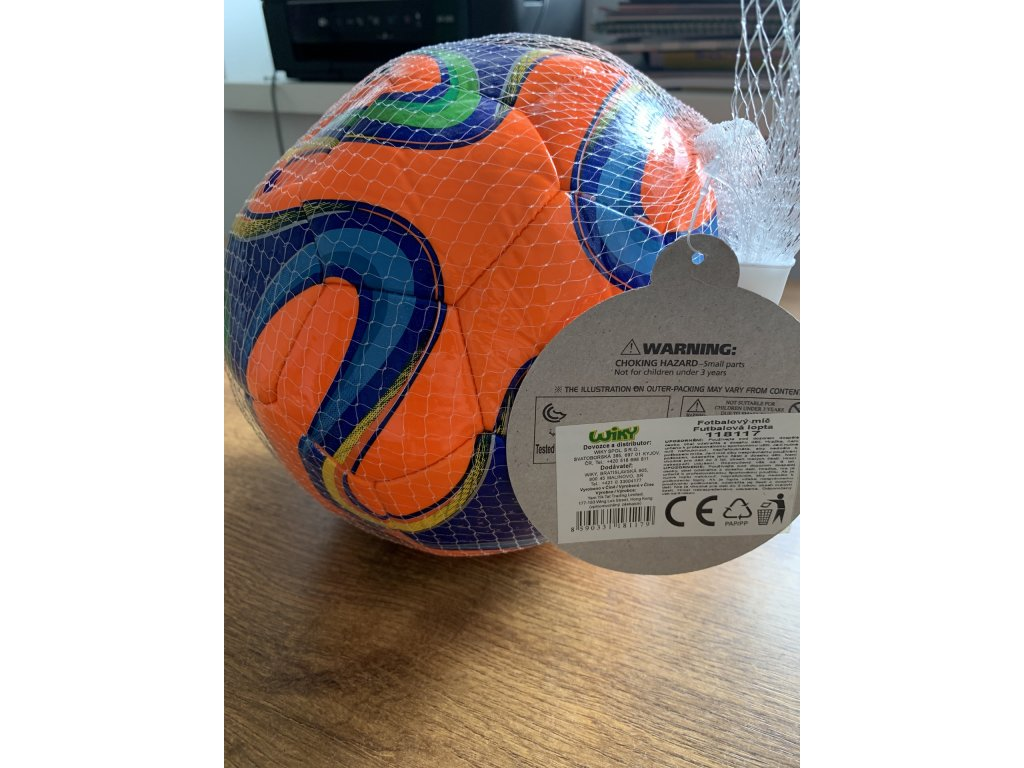 9243 futbalova lopta 21cm