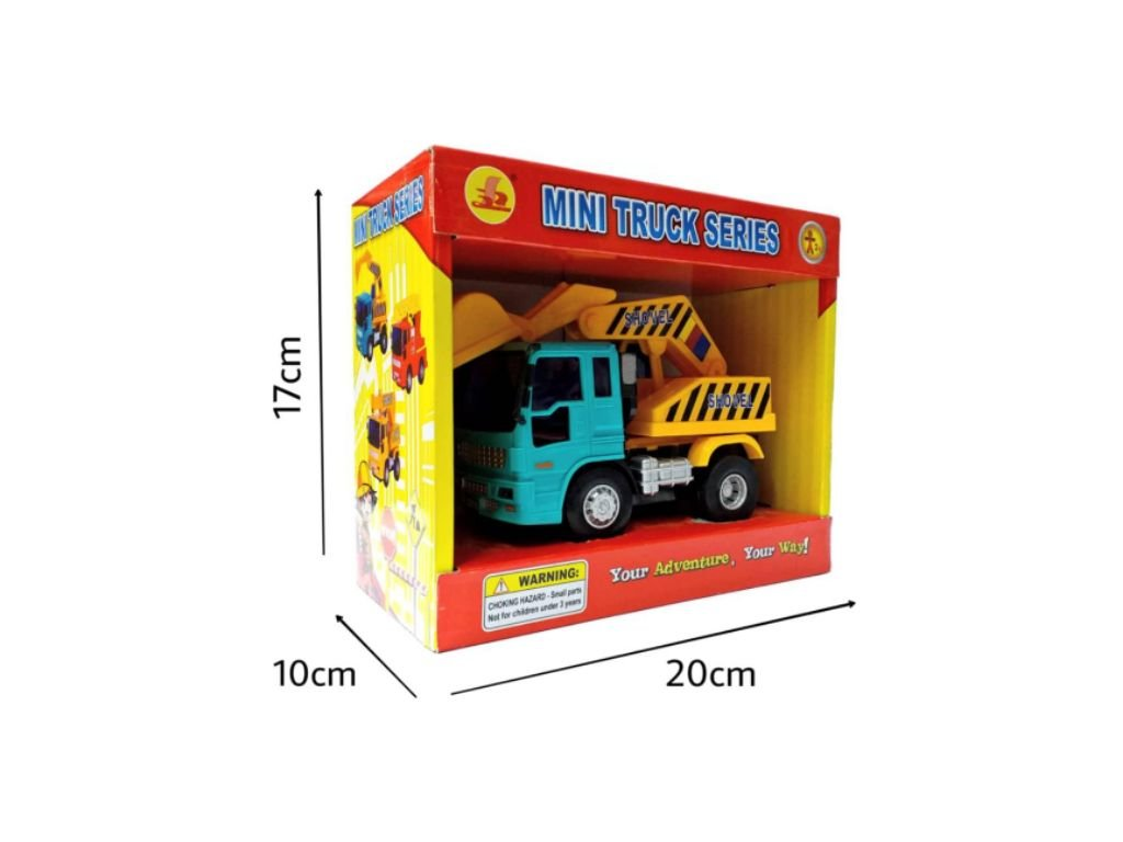 Auto Mini Truck Series (Motív Varianta B)