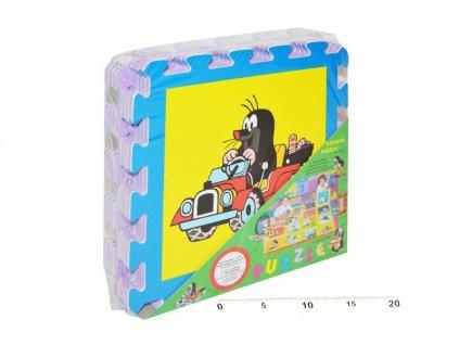 1483 velke penove puzzle bloky krtko 8ks