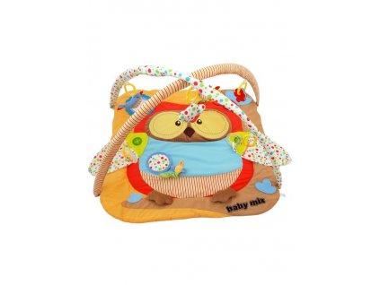 1786 hraci deka baby mix sova