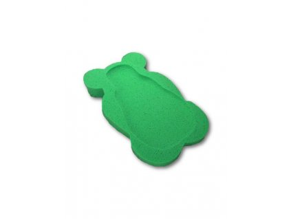 2185 penova podlozka maxi zeleny medved