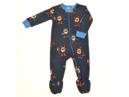 Zippy pyžamko Alarm Clocks (Veľkosť 6 - 12 mesiacov)