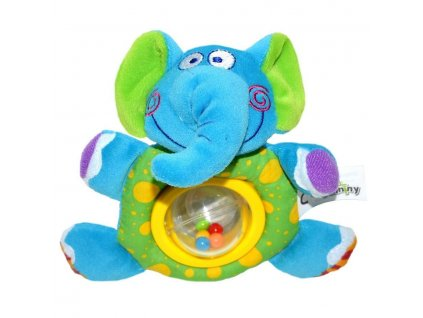 9291 detska hrkalka slon