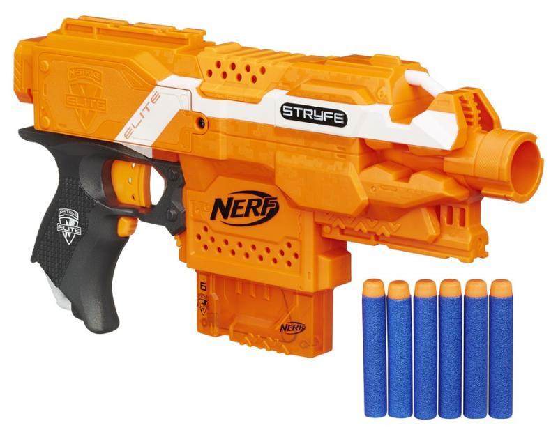 Nerf zbrane