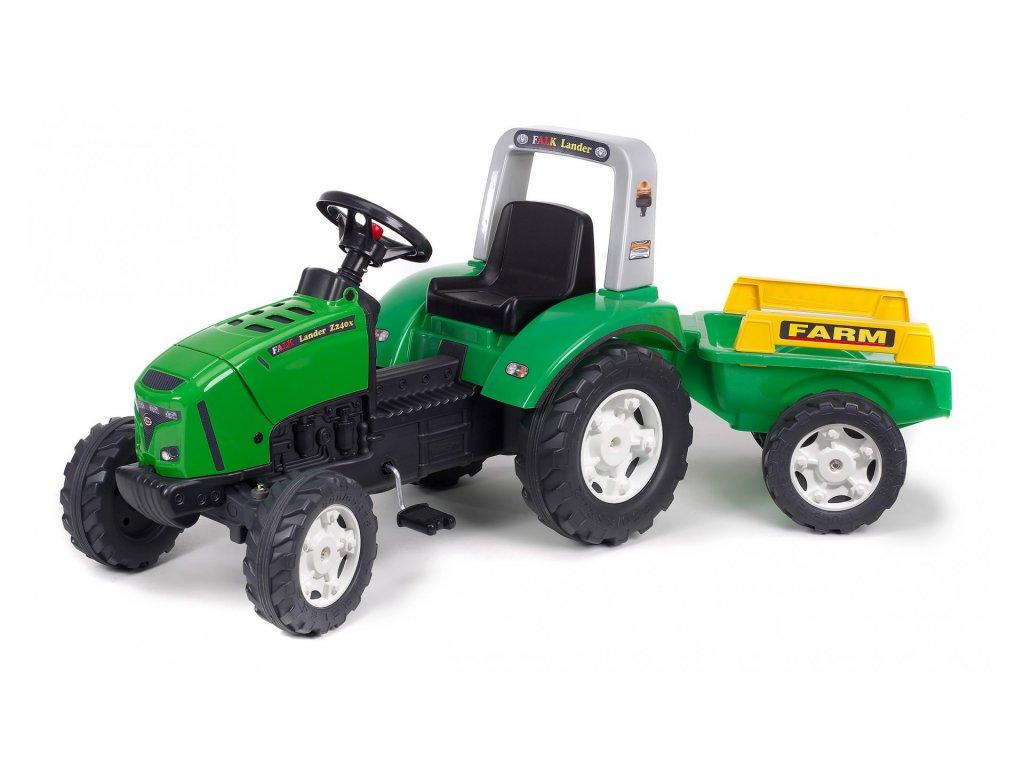 Šliapacie autá a traktory