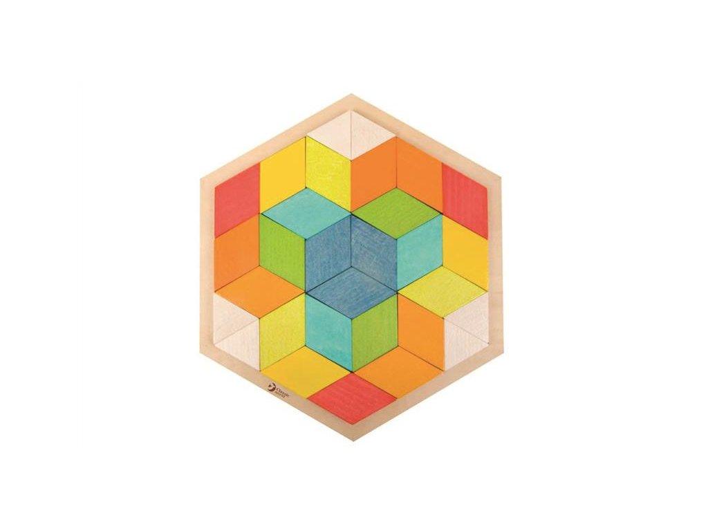 drevene puzzle 3d
