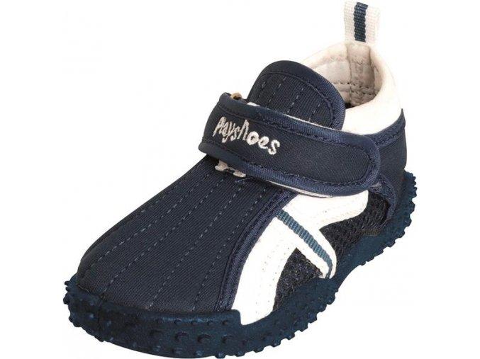 PLA Topánky na kúpanie veľkosť 20 21 modré