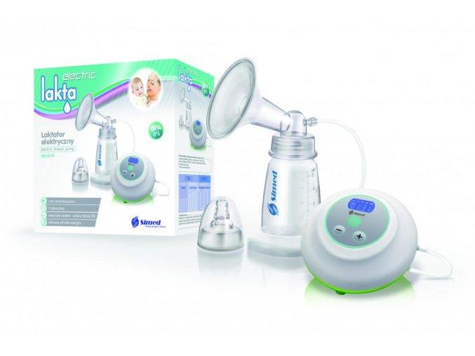 SIMED LAKTA ELECTRIC 2 fázová elektrická odsávačka materského mlieka