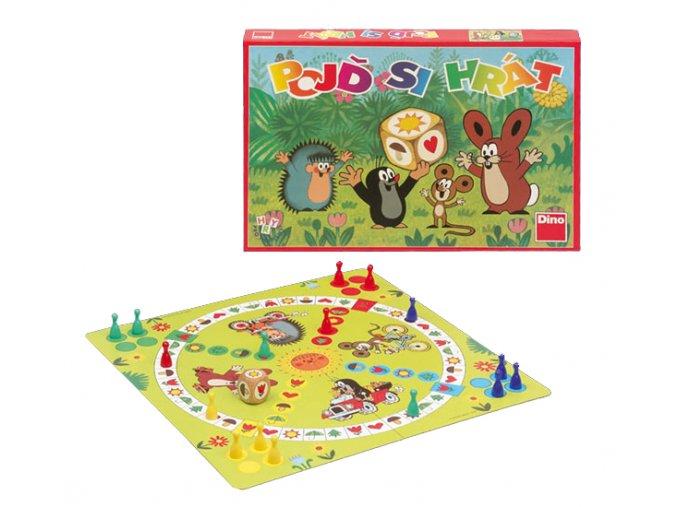 Poď sa hrať hra