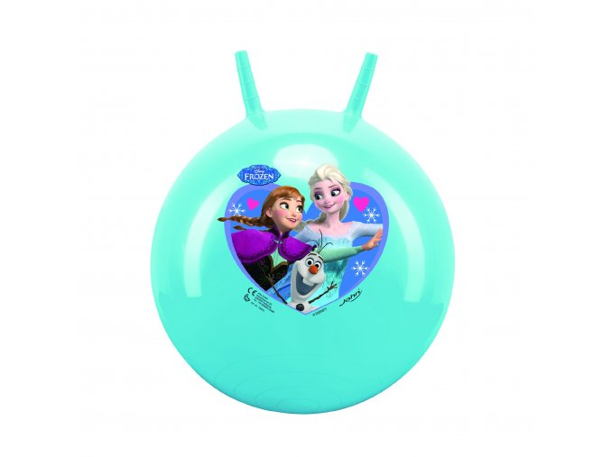 Hopsadlo-skákacia lopta Frozen