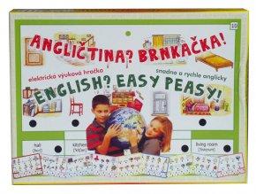 Angličtina Brnkačka