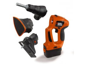 Black&Decker Quatro set s nástavcami so zvukom