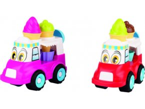 Zmrzlinárske auto s formičkami