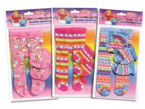 Pančušky+ponožtičky pre bábiku