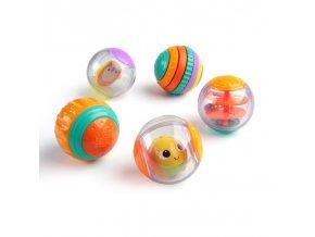BRIGHT STARTS Hračka Shake & Spin Activity Balls™