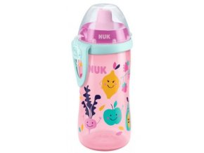 NUK First Choice Fľaša PP Flexi Cup 300 ml, flexi náustok
